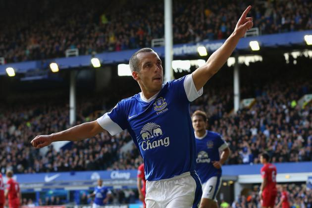 Everton: Call-Up to England Squad for Leon Osman Is Well Deserved