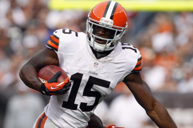Browns Receiver Greg Little Working His Way Back into Browns' Plans