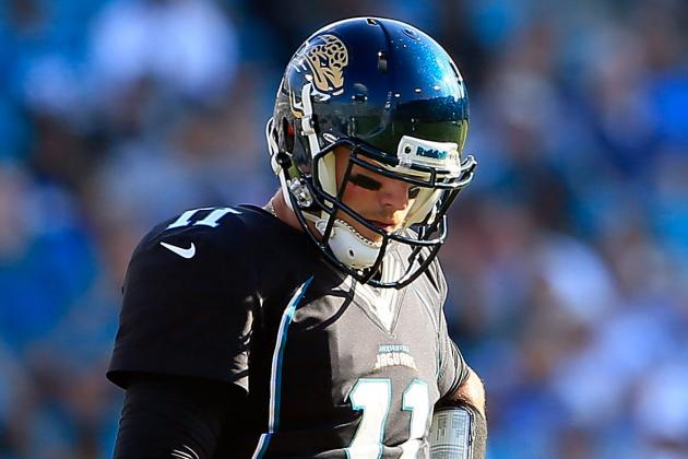How Were the Jacksonville Jaguars so Wrong About Blaine Gabbert?