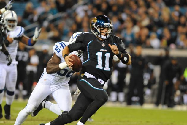Are the Jacksonville Jaguars NFL's Worst Team?