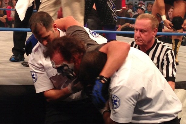 TNA Impact Wrestling 11/8: Sting Beaten with Hammer, Turning Point Hype and More