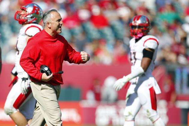 Rutgers Looks to Bounce Back Against Army in Battle of the Knights