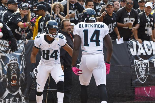 Justin Blackmon: Is Jaguars WR a Bust or a Victim?