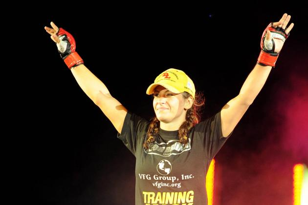 Miesha Tate Joins Ronda Rousey, Signs with UFC