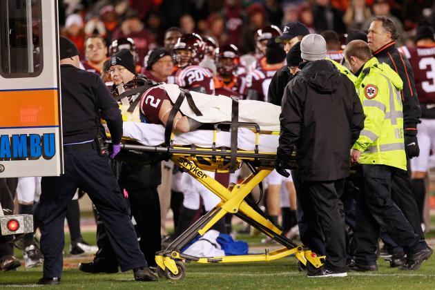 Injury Update: VT DB Michael Cole