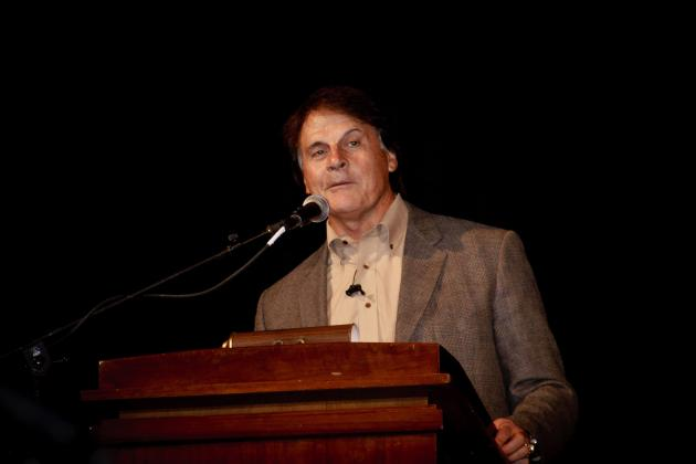 Tony La Russa Speaks About His Future, the Game and the Wild Card