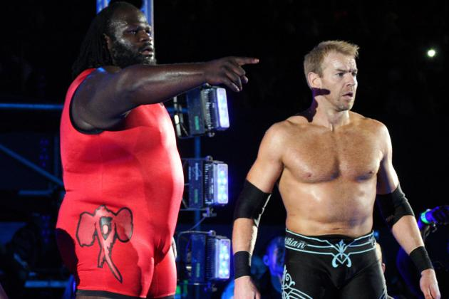 WWE Return Updates on Mark Henry, Evan Bourne and Christian