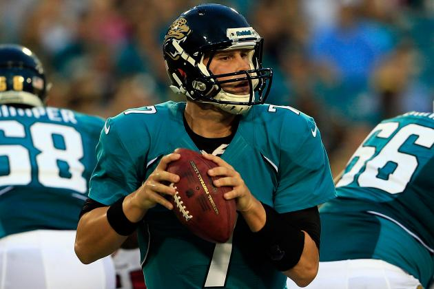 Chad Henne: Why the Jags Should Give Him a Shot Regardless of Gabbert's Health