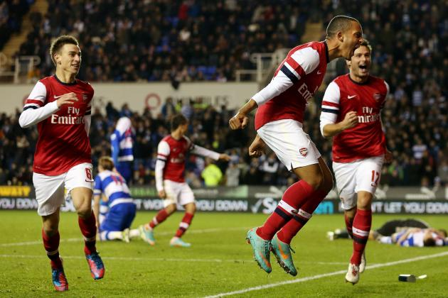 Maybe Arsenal's Arsene Wenger Has a Point on the Theo Walcott Case