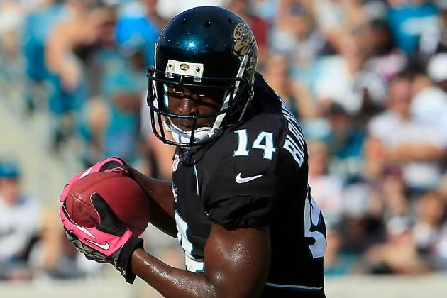 Justin Blackmon Hurting Blaine Gabbert, Scout Says
