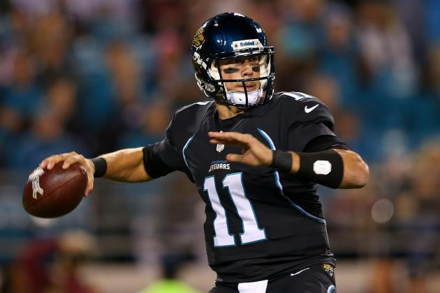 Blaine Gabbert vs Chad Henne: Who Should Start for Jags Moving Forward?