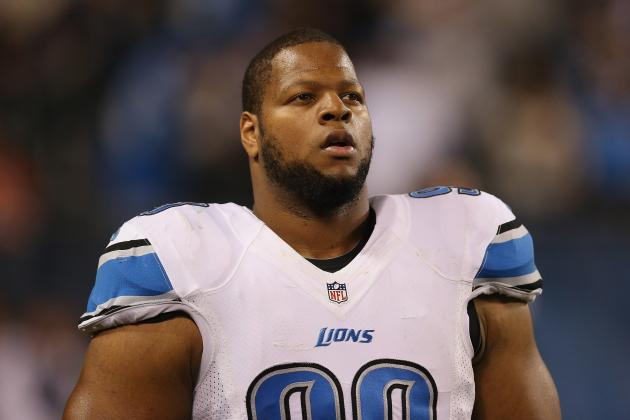 Ndamukong Suh: Is the Lions Defensive Lineman Really the NFL's Dirtiest Player?