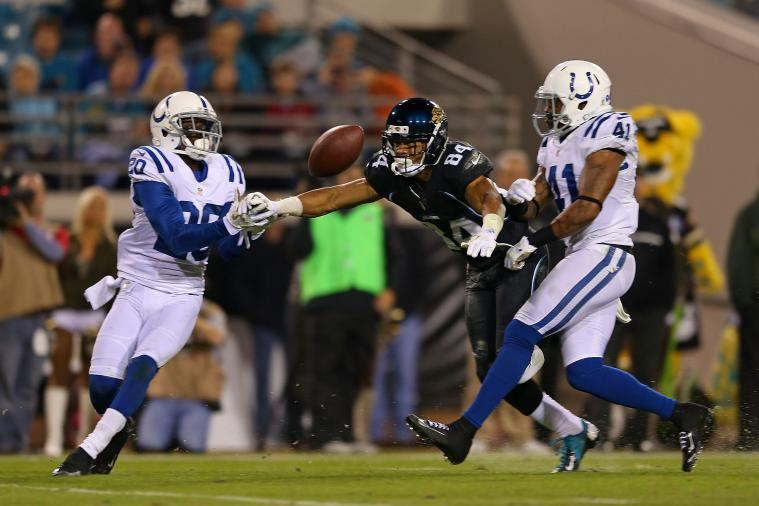 Colts vs. Jaguars: Andrew Luck Has Indianapolis Running Toward Playoffs