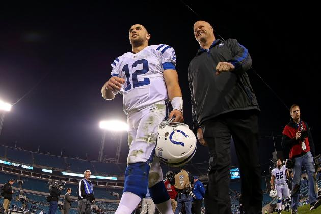 Why the Indianapolis Colts Are the Most Flawed Team in the NFL Playoff Chase