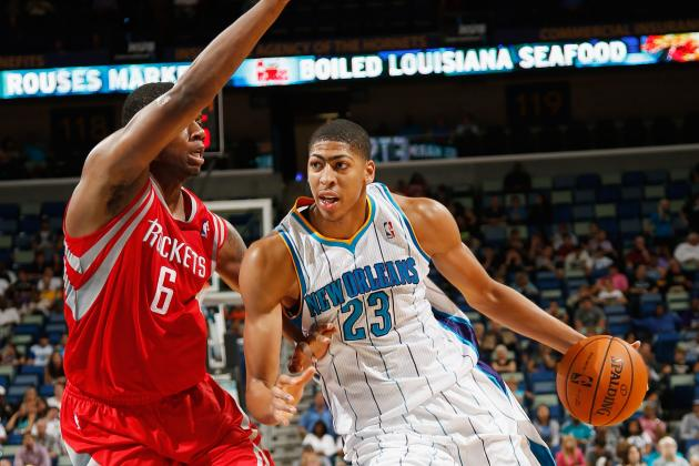 4 Reasons Anthony Davis Can't Live Up to Lofty Expectations He Has Set