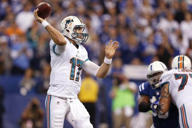 Ryan Tannehill and the Dolphins Offense Will Lead Miami to Victory over Titans