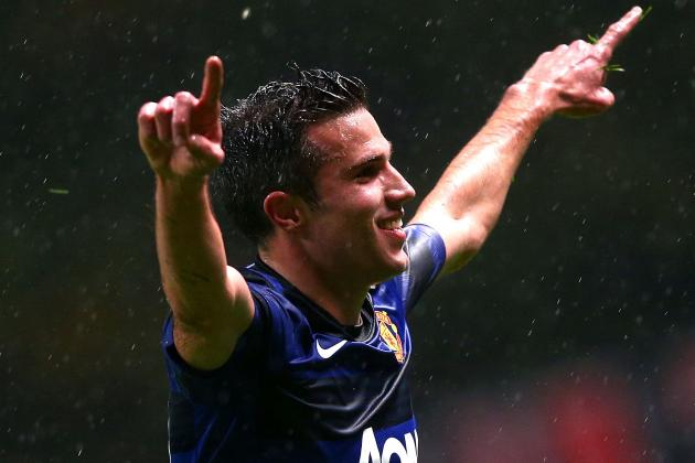 Manchester United Not Reliant on Robin Van Persie, Insists Sir Alex Ferguson