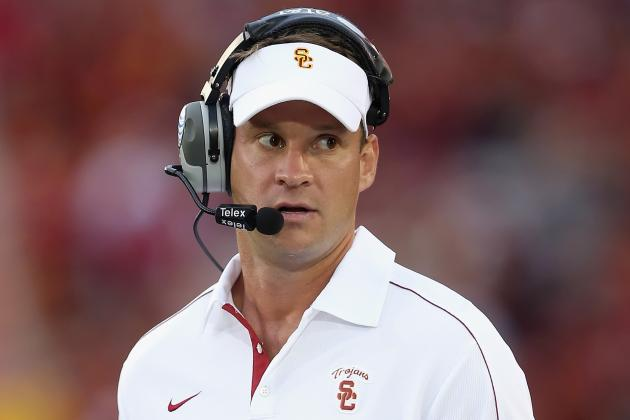 USC's Pat Haden and Lane Kiffin: Match Made In...? Could Change Happen?