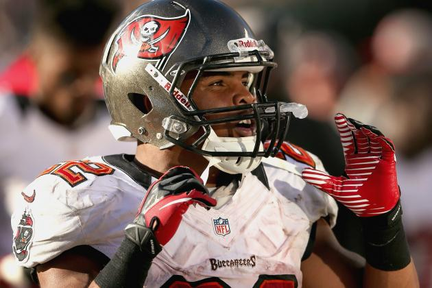 Instead of 'Muscle Hamster', Just Call Buccaneers RB Doug Martin