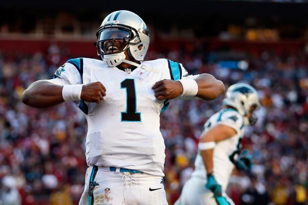 Fantasy Football Start 'Em or Sit 'Em Week 10: Newton, Bryant, Ridley and More