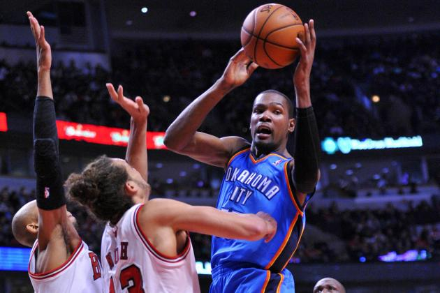 Kevin Durant Wins NBA Player of the Night with Game-Saving Performance vs. Bulls