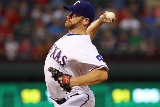 The Brewers Are Interested in Ryan Dempster