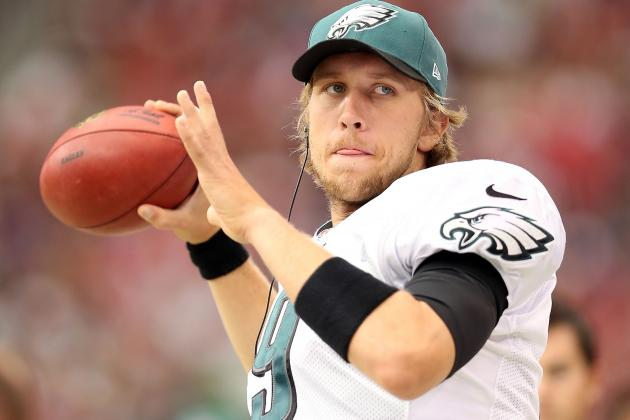 Jon Gruden Talks Nick Foles