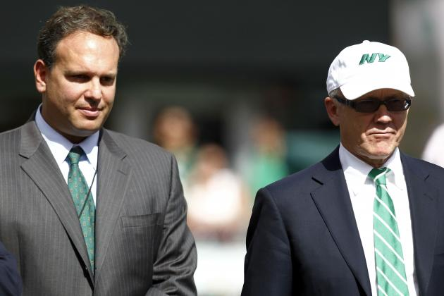 Mike Tannenbaum Could Remain as Jets GM Past 2012 and Other AFC East News
