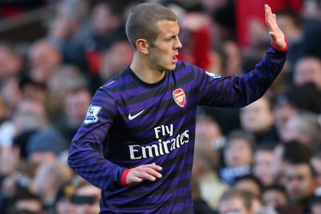 England Call Surprises Wilshere