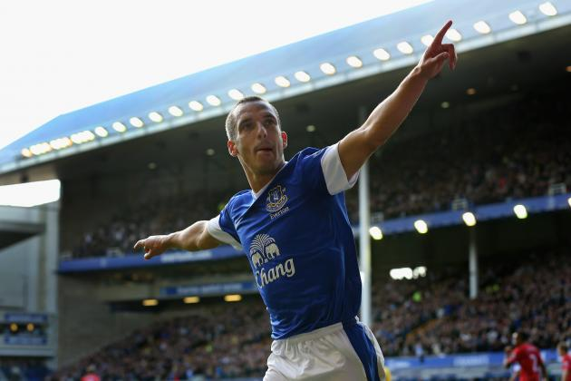 Everton's Leon Osman Deserves His Long Overdue England Call Up
