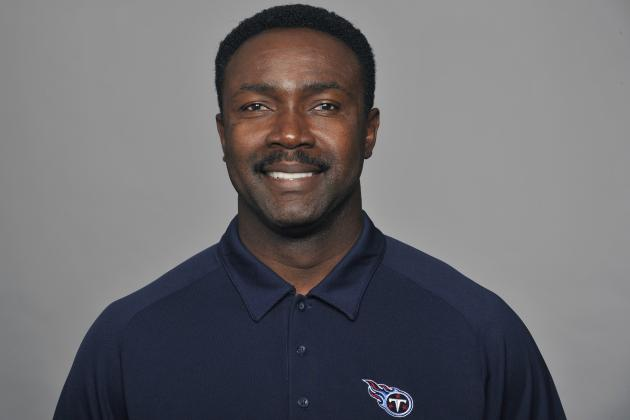 Titans Coordinator Jerry Gray Moves to Coaching Box