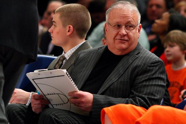 Former Syracuse Basketball Coach Bernie Fine Won't Be Charged
