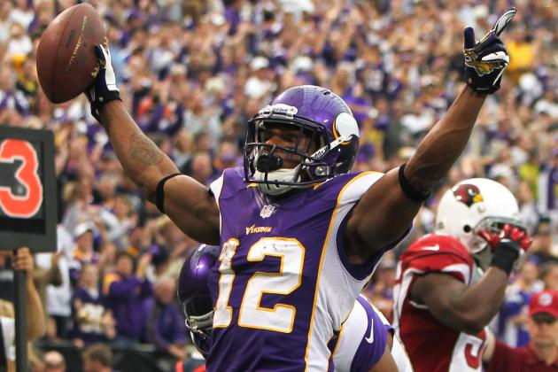 Percy Harvin: Why the Vikings Shouldn't Rush Their Star Back from Ankle Injury