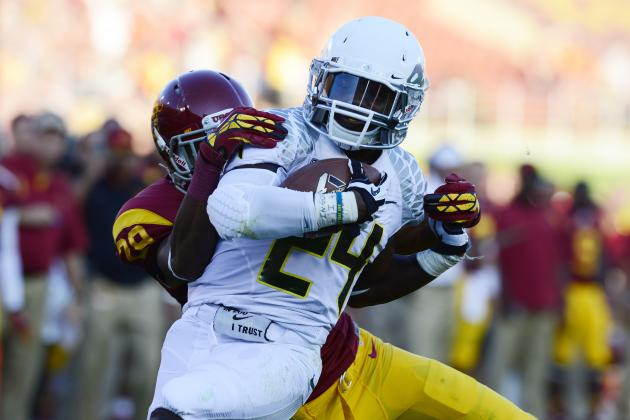 Oregon vs. Cal: Kenjon Barner Will Shred Golden Bears' Soft Defense