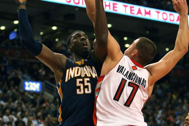 Pacers' Roy Hibbert: 'I'm Just Not Getting It Done'