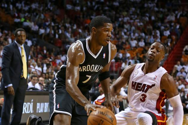 Joe Johnson Isn't Concerned About His Slow Start with Nets