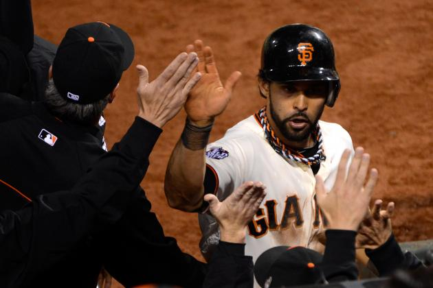 Angel Pagan at 'the Top of the Braves Wish List'