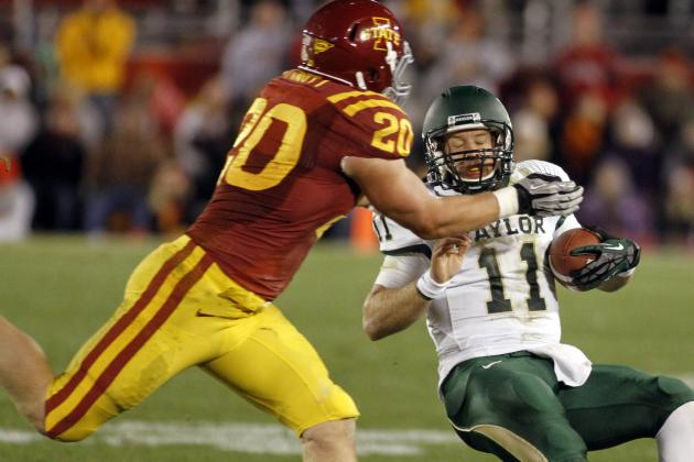 Brown Reaches Out to Injured ISU Star