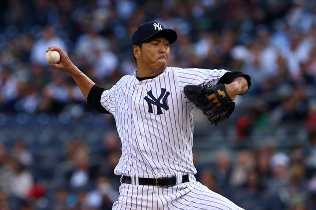 MLB Free Agency: Red Sox Should Do Whatever It Takes to Land Hiroki Kuroda