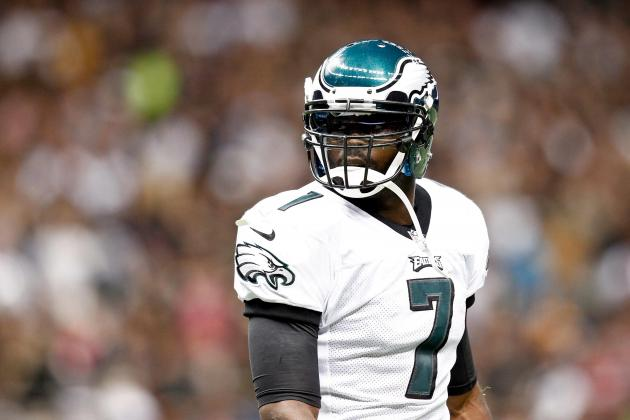 Cowboys vs. Eagles: Michael Vick Will Bounce Back Against Dallas