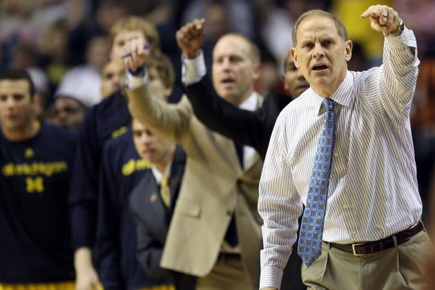John Beilein Says Michigan Will Likely Use Short Rotation