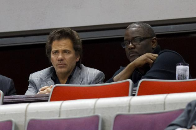 Detroit Pistons Impressed by Visit to Owner Tom Gores' Offices for Dinner