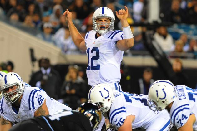 Andrew Luck: Nobody Can Stop Dynamic Colts' QB from Winning Rookie of the Year