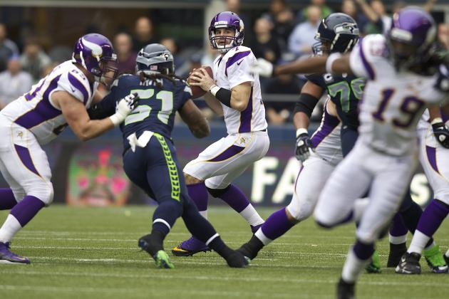 Vikings Need to Give Christian Ponder More Help and More NFC North News