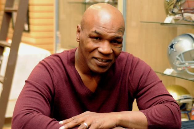 Tyson Ordered to Pay $48,000 for Skipping Gala