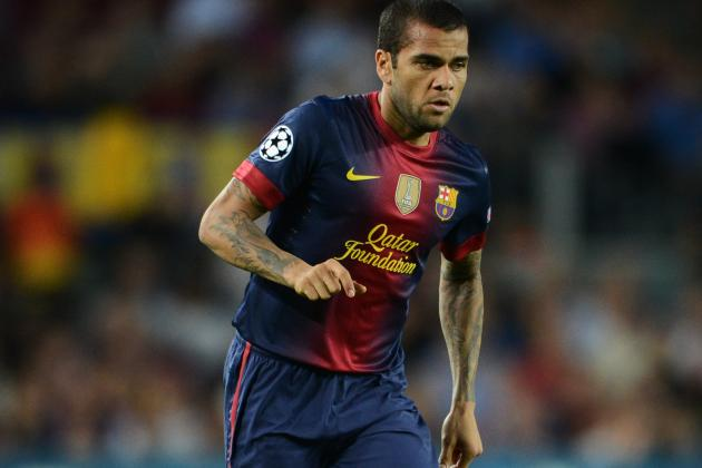 "Alves: ""We Don't Need a Plan B Here"""