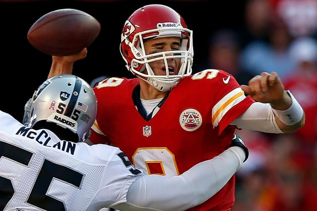 Brady Quinn of Kansas City Chiefs: I Played with Concussion