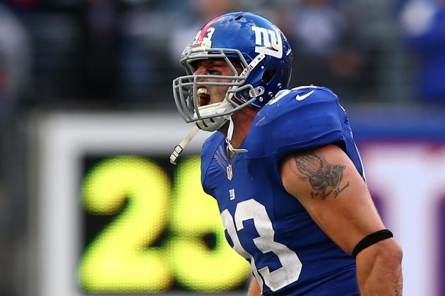 New York Giants' Chase Blackburn Hopes to Return on Sunday Against Bengals