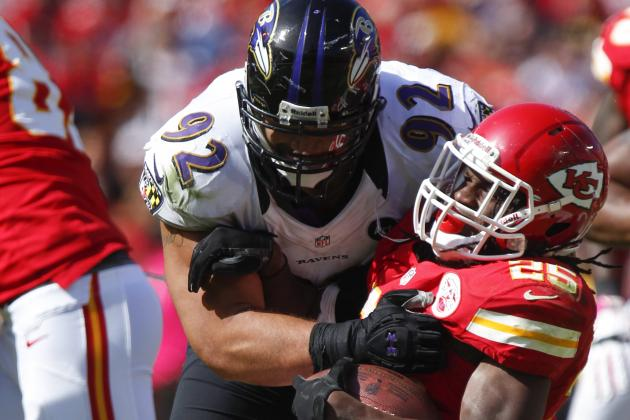 Haloti Ngata on His Injuries: 'It's Limiting Me, I Can't Do What I Want to Do'