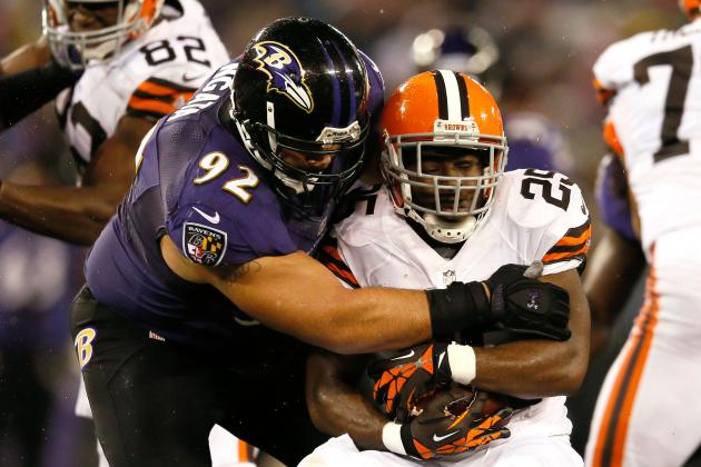 Haloti Ngata: I Can't Do What I Want Most of the Time